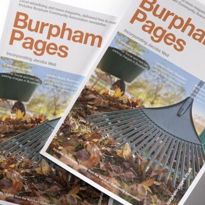 Giving for the Burpham Pages